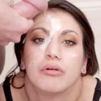 Francesca Palma #1 - Bukkake - Second Camera