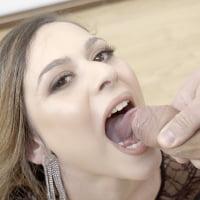 Bella Rico #1 - Bukkake - Behind The Scenes