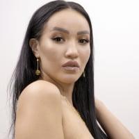 Asia Vargas #1 - Bukkake - Behind The Scenes
