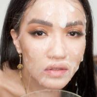 Asia Vargas #1 - Bukkake - Second Camera
