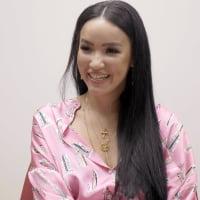 Asia Vargas #1 - Interview before Bukkake