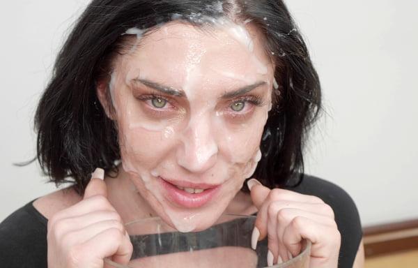 Sabrina Ice #1 - Bukkake