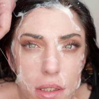 Sabrina Ice #1 - Bukkake - Second Camera