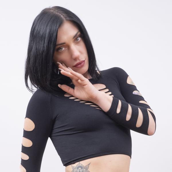 Sabrina Ice #1 - Interview before Bukkake