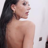 Adelle Sabelle #1 - Bukkake - Behind The Scenes
