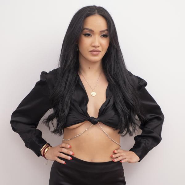 Asia Vargas #2 - Bukkake - Behind The Scenes