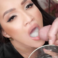 Asia Vargas #2 - Bukkake - First Camera