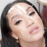 Asia Vargas #2 - Bukkake - Second Camera
