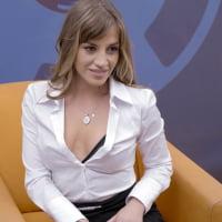 Silvia Dellai #2 - Bukkake - Behind The Scenes