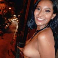 Pris Angel #1 - Bukkake - Behind The Scenes